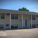 2 Bedroom ----- 1701 Riggs Rd., St. Peter ----- Available June 1, 2019